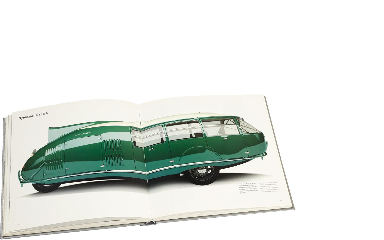 Buckminster Fuller: Dymaxion Car